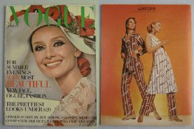 Vogue Magazine - 1971 - April 1st